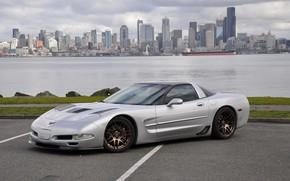Picture Corvette, Chevrolet, Coupe, Supercar, Vehicle