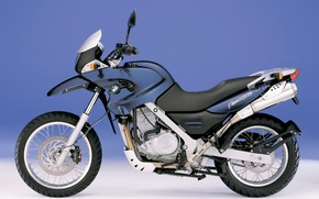 Picture BMW, F 650 GS, 1999–2003, (R13)