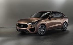 Picture Maserati, crossover, Levante, Q4, 2019, GranSport, Levante S, Zegna Pelletessuta