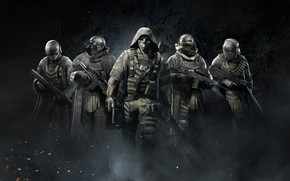 Picture Tom Clancy's, Ubisoft Paris, Ghost Recon: Breakpoint