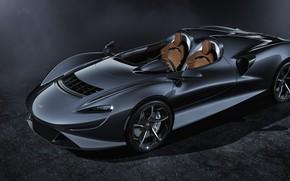 Picture McLaren, Car, supercar, salon, 2020, Elva, McLaren Elva