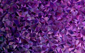 Picture graphics, background, abstraction, purple, gradient, geometry
