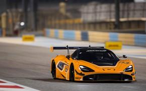 Picture McLaren, racing car, GT3, 720S, 2019