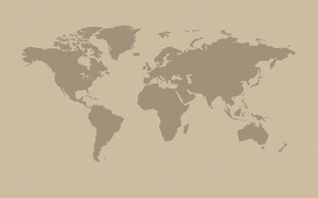 Picture background, earth, world map, the continent