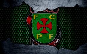 Picture wallpaper, sport, logo, football, Pacos de Ferreira