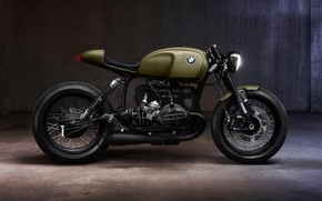 Picture Bmw, Bike, Cafe Racer