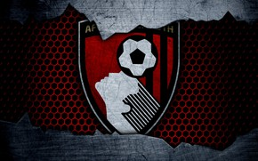 Picture wallpaper, sport, logo, football, Bournemouth