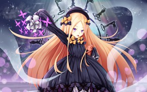Picture look, girl, anime, art, Fate / Grand Order, The destiny of a great campaign