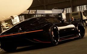 Picture Concept, Auto, Mercedes, The concept, Machine, Mercedes, Gran Turismo Sport