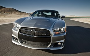 Picture Speed, Dodge Charger, SRT, Vehicle