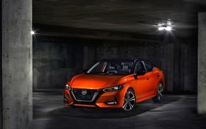 Picture Nissan, 2020, Sentra SR