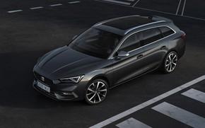 Picture hybrid, universal, Seat, 2020, Leon ST
