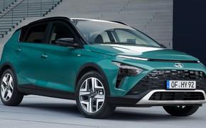Picture car, cars, beautiful, hyundai, models, new cars, 2022, hyundai models, hyundai bayon, hyundai motors, hyundai …