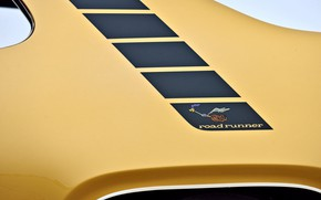Picture Classic, Logo, Coupe, Muscle car, Bird, Hemi, Plymouth Road Runner