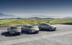 Picture Maserati, Quattroporte, Ghibli, 2017, Levante