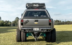 Picture Chevrolet, Silverado, Off road