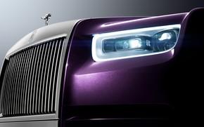 Picture logo, Rolls-Royce, emblem, Rolls-Royce, grille
