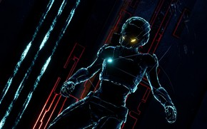 Picture Action, Electronic Arts, Mass Effect Andromeda
