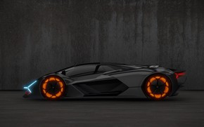 Picture Lamborghini, The third, Millennium