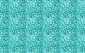 Picture abstraction, pattern, colors, abstract, blue