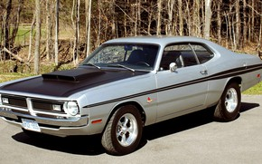 Picture Dodge, Coupe, Muscle car, Dodge Demon