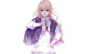 Picture girl, Fanart, Erina Nakiri's, Shokugeki no Souma, Nakiri Alice