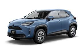 Picture Toyota, Hybrid, Yaris, Cross, 2020, X
