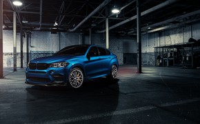 Picture X6M, 2018, BMW X6, crossover