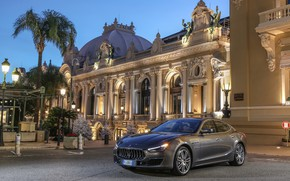 Wallpaper Maserati, Ghibli S, GranLusso