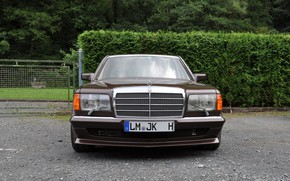 Picture Mercedes - Benz, w126, w126 560 sel, s-classe, 560sel