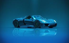 Picture Auto, Porsche, Machine, Lights, 918, Porsche 918, Transport & Vehicles, by Giacomo Geroldi, Giacomo Geroldi, …