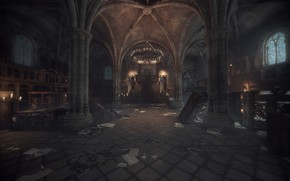 Picture Library, Interior, A Plague Tale: Innocence