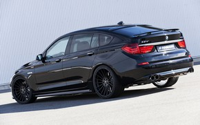 Picture BMW, back, Hamann, 2010, Gran Turismo, 550i, 5, F07, 5-series, GT