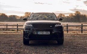 Picture Land Rover, Range Rover, front view, SUV, 2020, Velar, Velar R-Dynamic Black Limited Edition
