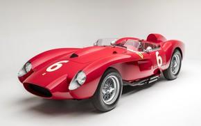 Picture Ferrari, Classic, 1957, Scuderia Ferrari, 24 Hours of Le Mans, 24 hours of Le Mans, …