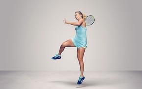 Picture American, Tennis, WTA, Colleen, CoCo Vandeweghe, CoCo, Vandeweghe