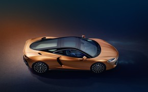 Picture McLaren, supercar, the view from the top, 2019, McLaren GT