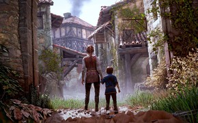 Picture the game, Game, Hugo, 2019, Asobo Studio, A Plague Tale: Innocence, Amicia de Rune