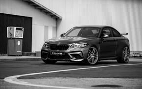 Picture asphalt, BMW, G-Power, F87, M2, 2019, M2 Competition, G2M Bi-Turbo