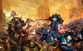 Picture warhammer, war, warhammer 40 000, w40k