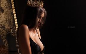 Picture boobs, model, women, big boobs, Igor Fomakin