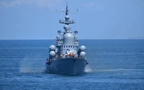 Picture boat, the black sea, rocket, Naberezhnye Chelny