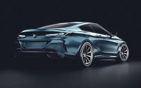 Picture Auto, Machine, BMW, Car, Rendering, Vehicles, Transport, BMW M8, Transport & Vehicles, Benioff Mahdikhani, BMW …