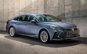 Picture Toyota, sedan, 2018, Avalon, Limited