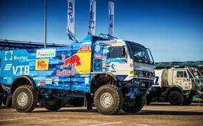 Picture Auto, Sport, Machine, Truck, Master, Russia, 2018, Kamaz, Rally, Dakar, KAMAZ-master, Dakar, Rally, KAMAZ, Best, …