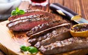 Picture meat, roast, cuts