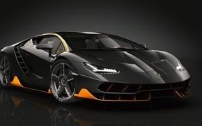 Picture Auto, Lamborghini, Machine, Render, Design, Supercar, Supercar, The front, Sports car, Sportcar, Lamborghini Centenary, Centennial, …