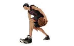 Picture the ball, Kuroko's Basketball, Kuroko from the Baske, Amine Dykes