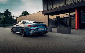 Picture machine, coupe, BMW, lights, AC Schnitzer, G15, M850i, ACS8 5.0i
