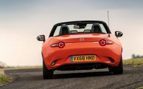 Picture orange, Mazda, Roadster, feed, MX-5, 30th Anniversary Edition, 2019
